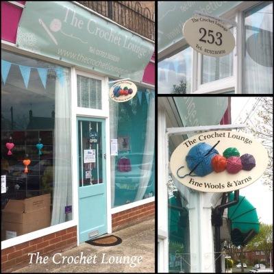 The Crochet Lounge Southend Wool Shop